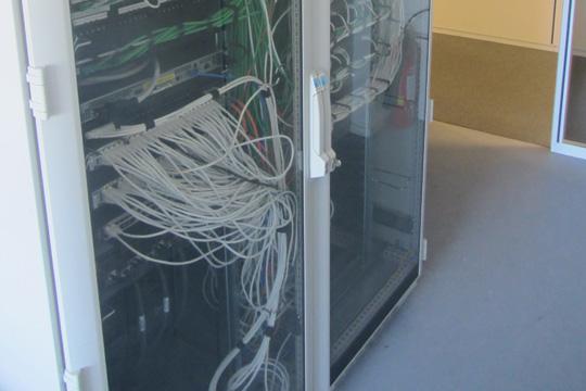 Aanleg DATA-installaties