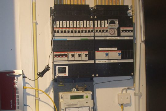 Onderhoud en inspecties elektrotechnische installaties